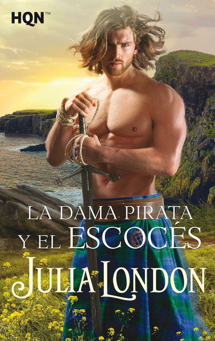 LA DAMA PIRATA Y EL ESCOCES.