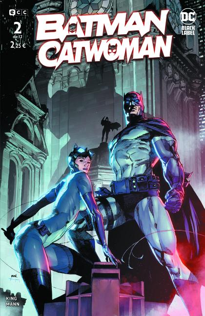 BATMAN/CATWOMAN NÚM. 2 DE 12.