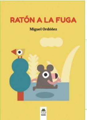 RATÓN A LA FUGA.
