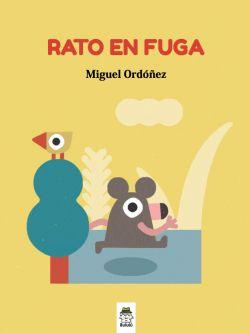 RATO EN FUGA.