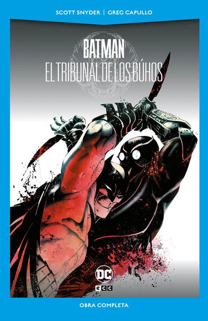 BATMAN: EL TRIBUNAL DE LOS BÚHOS (DC POCKET).