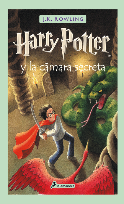 HARRY POTTER Y LA CAMARA SECRETA 2