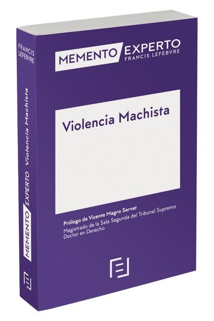 MEMENTO EXPERTO VIOLENCIA MACHISTA.