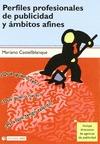 PERFILES PROFESIONALES DE PUBLICIDAD Y ÁMBITOS AFINES