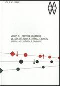 JOSEP M. MESTRES QUADRENY, DE ´COP DE POMA´ A ´TRÀNSIT BOREAL´ : MÚSICA, ART, CIÈNCIA I PENSAME