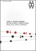 JOSEP M. MESTRES QUADRENY, DE ´COP DE POMA´ A ´TRÀNSIT BOREAL´ : MÚSICA, ARTE, CIENCIA Y PENSAM