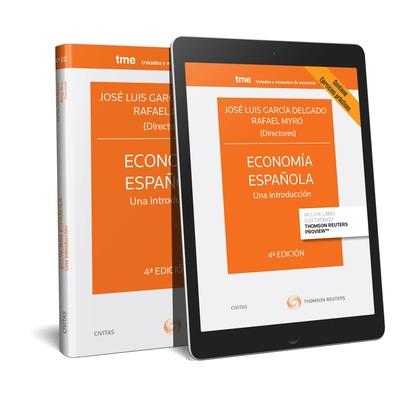 ECONOMIA ESPAÑOLA UNA INTRODUCCION 2019.