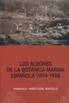 LAS ALBORES DE LA BOTÁNICA MARINA ESPAÑOLA (1814-1939)