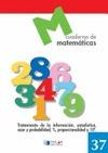 PROYECTO FARO, MATEMÁTICAS, EDUCACIÓN PRIMARIA. CUADERNO 37