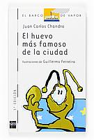 EL HUEVO MÁS FAMOSO DE LA CIUDAD