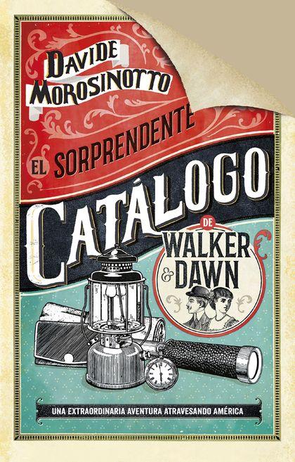 EL SORPRENDENTE CATÁLOGO DE WALKER & DAWN.