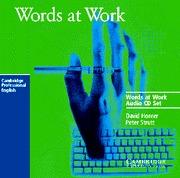 WORDS AT WORK AUDIO CD SET (2 CDS)