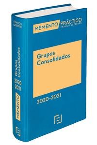 MEMENTO GRUPOS CONSOLIDADOS 2020-2021.