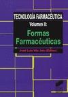 TECNOLOGIA FARMACEUTICA VOL II FORMAS FARMACEUTICA