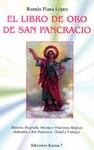 EL LIBRO DE ORO DE SAN PANCRACIO