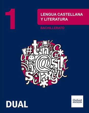 INICIA LENGUA CASTELLANA Y LITERATURA 1.º BACHILLERATO. LIBRO DEL ALUMNO.