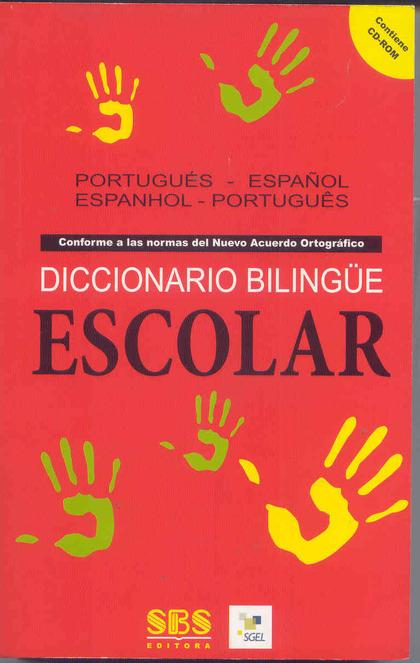 DICCIONARIO ESPAÑOL/PORTUGUÉS BOLSILLO.