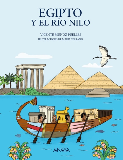 EGIPTO Y EL RÍO NILO.