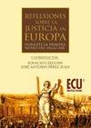 Reflexiones sobre la justicia en Europa durante la  1ª mitad del S. XIX