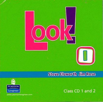 LOOK! 1 CLASS CD