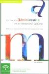 LA FUNCIÓN ADMINISTRATIVA EN LAS INSTITUCIONES SANITARIAS: MANUAL PARA