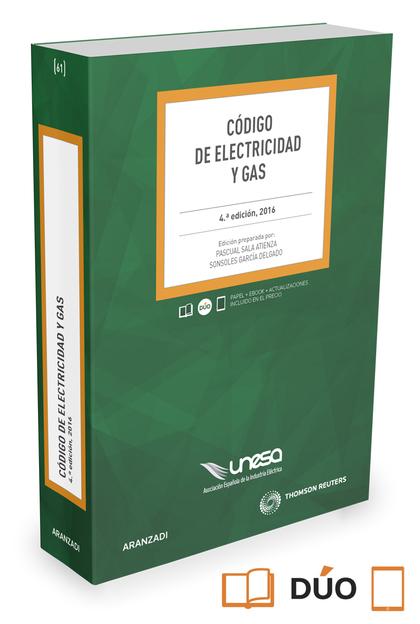 CÓDIGO DE ELECTRICIDAD Y GAS
