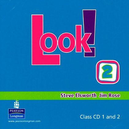 LOOK! 2 CLASS CD