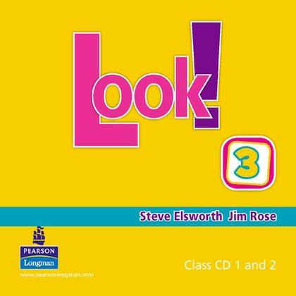 LOOK! 3 CLASS CD