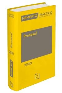 MEMENTO PROCESAL 2020.