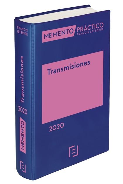 MEMENTO TRANSMISIONES 2020.