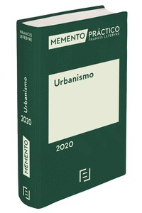 MEMENTO URBANISMO 2020.