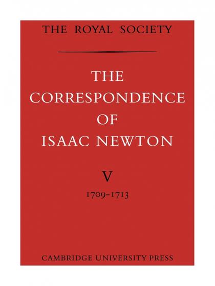 THE CORRESPONDENCE OF ISAAC NEWTON