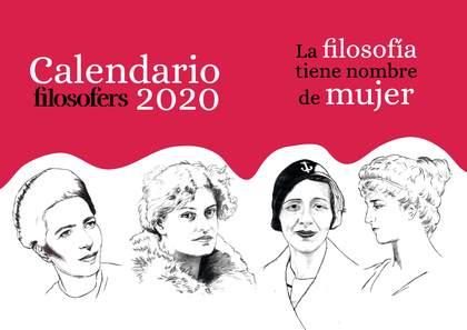 CALENDARIO FILOSOFERS 2020.