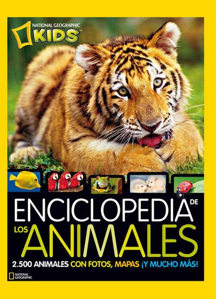 ENCICLOPEDIA DE LOS ANIMALES.