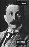 ADOLF LOOS ESCRITOS I 1897/1909