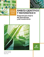 PMAR, ÁMBITO CIENTÍFICO Y MATEMÁTICO II, 3 ESO