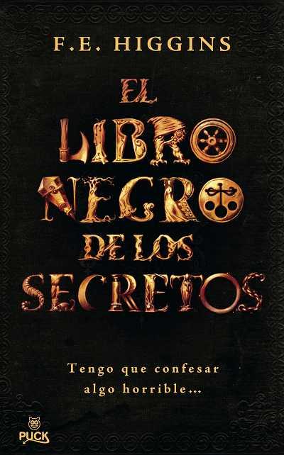 EL LIBRO NEGRO DE LOS SECRETOS