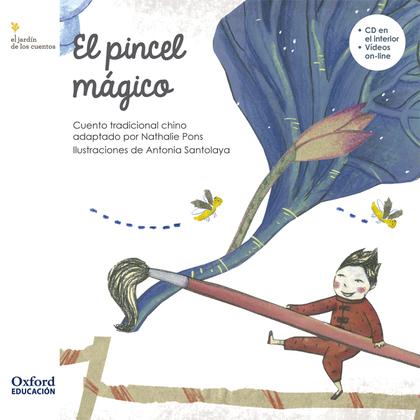 EL PINCEL MÁGICO 5 AÑOS.CUENTO 6.