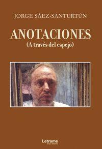 ANOTACIONES (A TRAVÉS DEL ESPEJO)