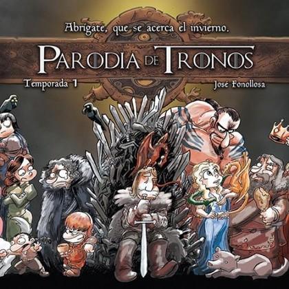 PARODIA DE TRONOS TEMPORADA 1. TEMPORADA 1