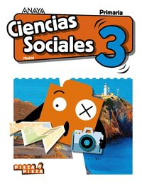 CIENCIAS SOCIALES 3. + SOCIAL SCIENCE 3. IN FOCUS..