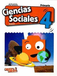 CIENCIAS SOCIALES 4. + SOCIAL SCIENCE 4. IN FOCUS..