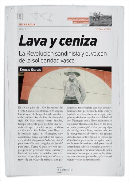 LAVA Y CENIZA.