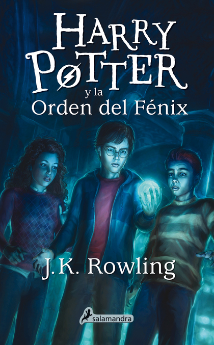 HARRY POTTER Y LA ORDEN DEL FÉNIX.