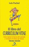 EL LIBRO DEL CURRICULUM VITAE. 3A ED..