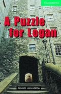 EDICIÓN ANTIGUA. A PUZZLE FOR LOGAN LEVEL 3 LOWER INTERMEDIATE BOOK WITH AUDIO CDS (2) PACK