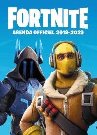AGENDA ESCOLAR OFICIAL  2019-2020 - FORTNITE.