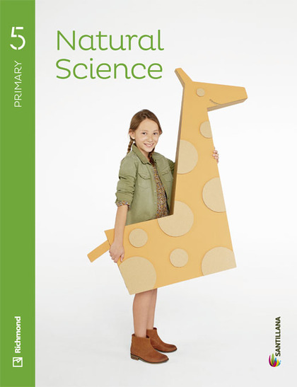 NATURAL SCIENCE 5 PRIMARY STUDENT´S BOOK + CD.