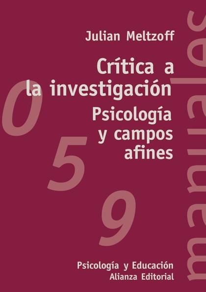 Crítica a la investigación