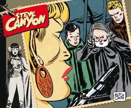 STEVE CANYON, 1949